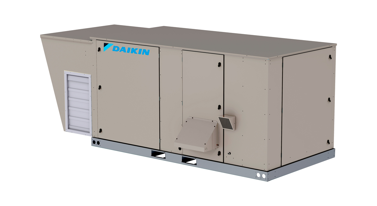 Rebel Air Handler