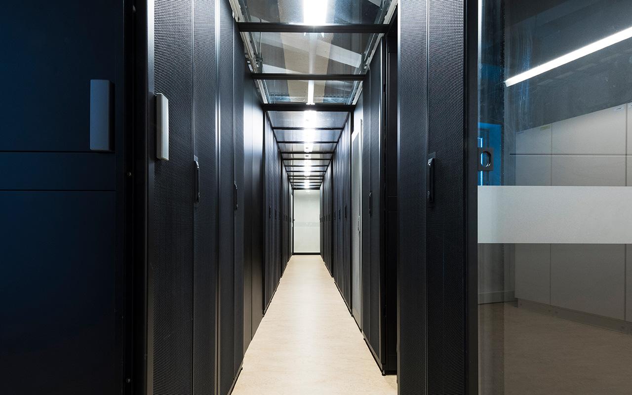 header cooling - server