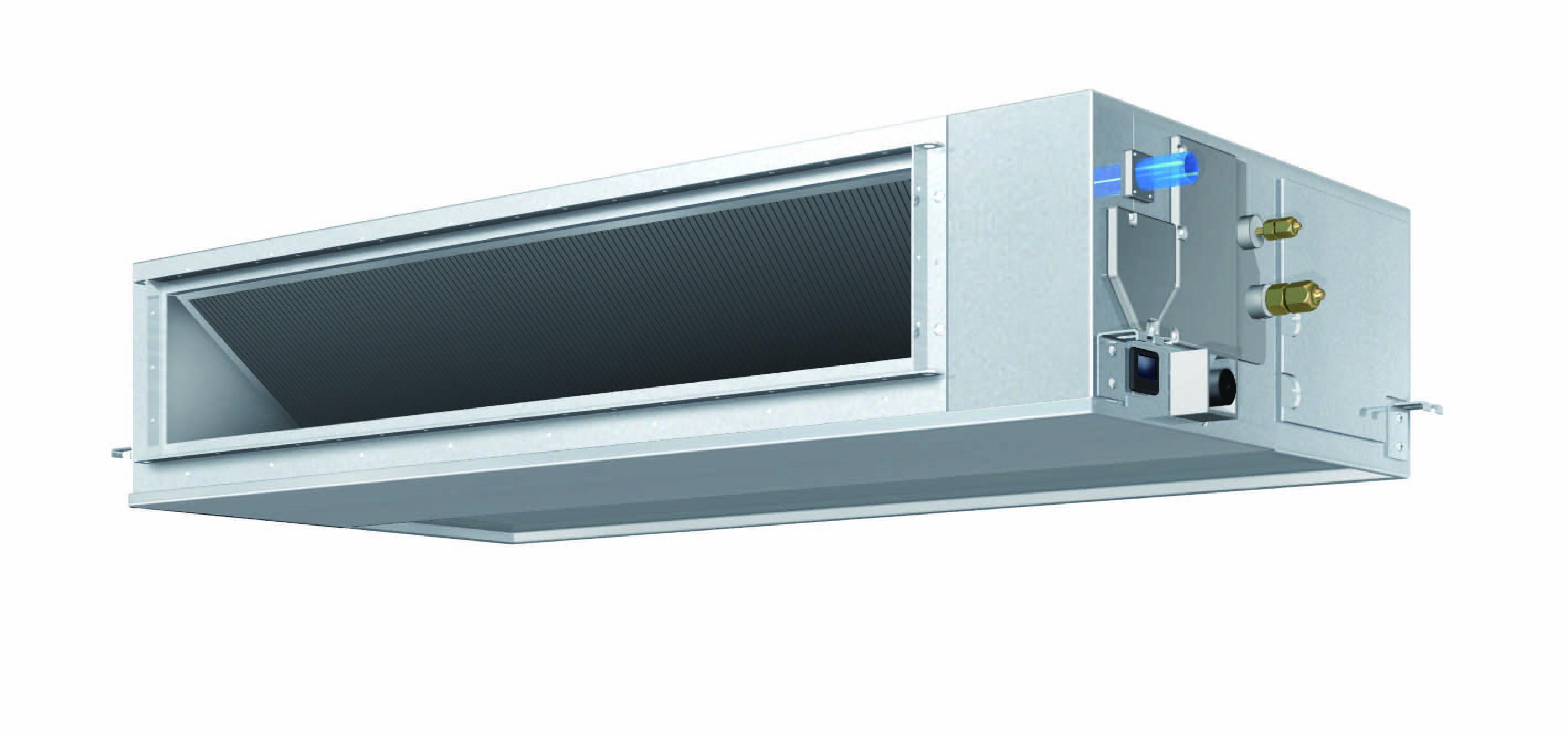 VRV FXMQ Medium-Static Concealed Ducted Indoor Unit