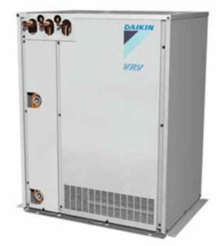 VRV T-Series Enfriado por Agua