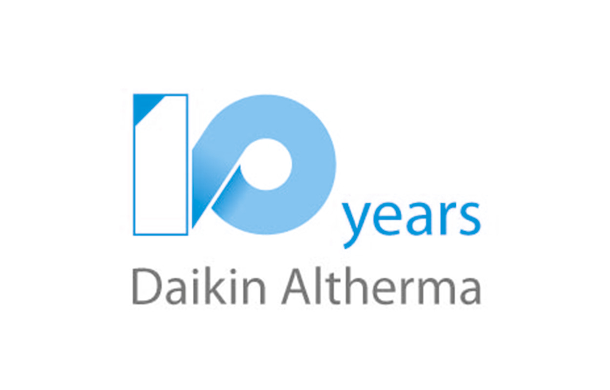Altherma 10 years