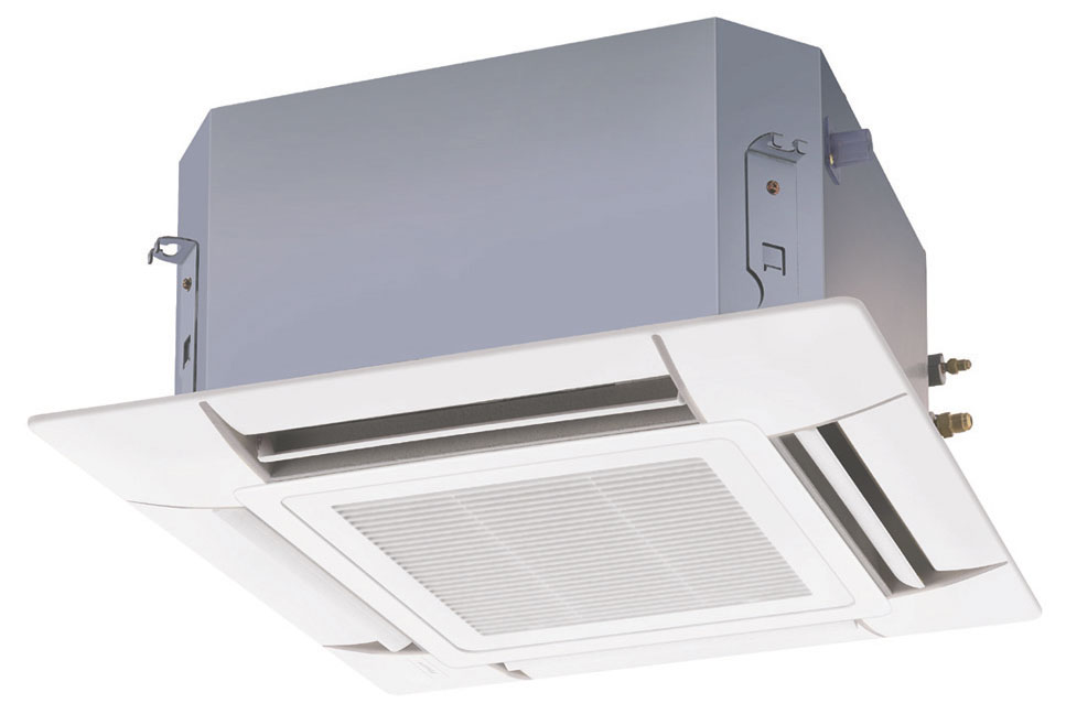 Daikin VRV Four way ceiling mounted Cassette