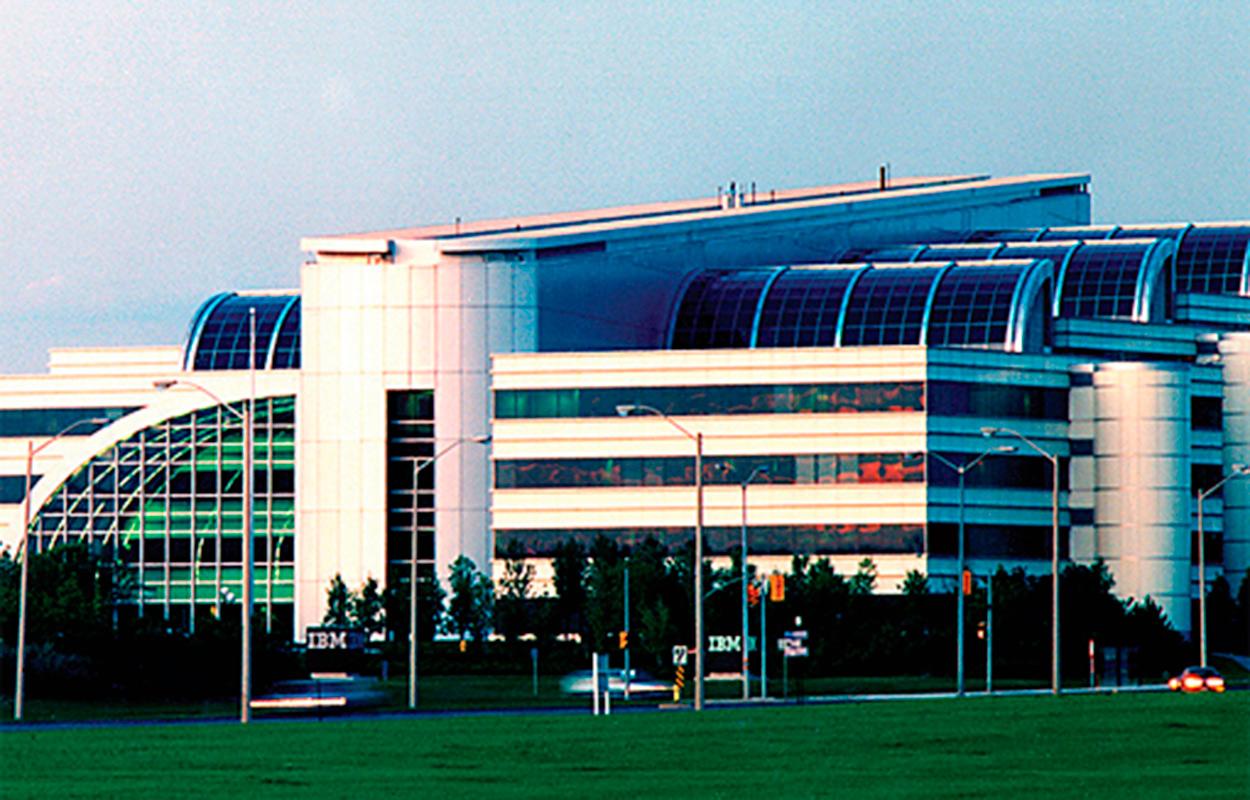 IBM-plant