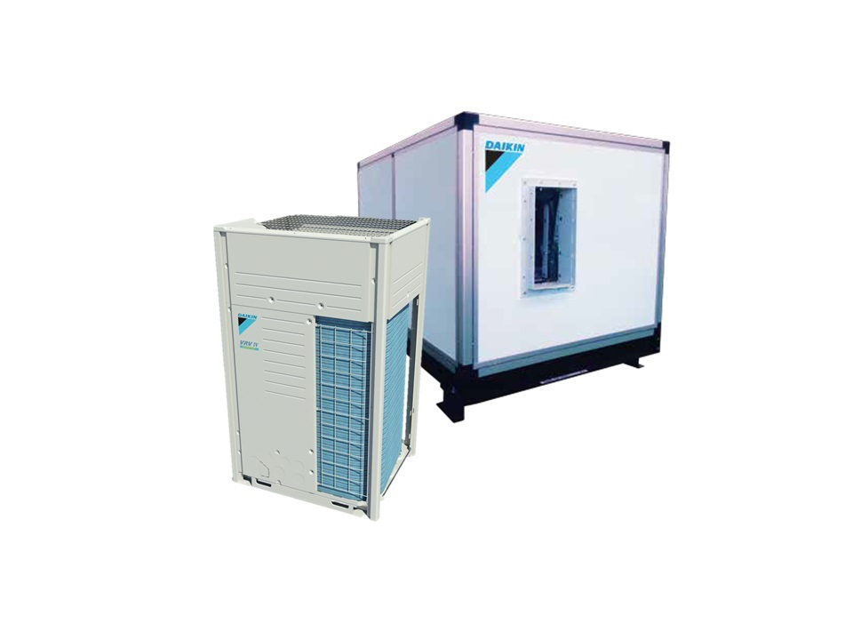 Daikin VRV Central Station AHU - DRM Picture