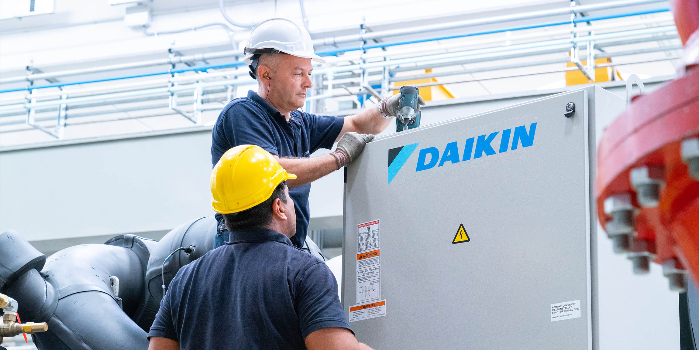 Daikin Latin America Service & Parts distributors
