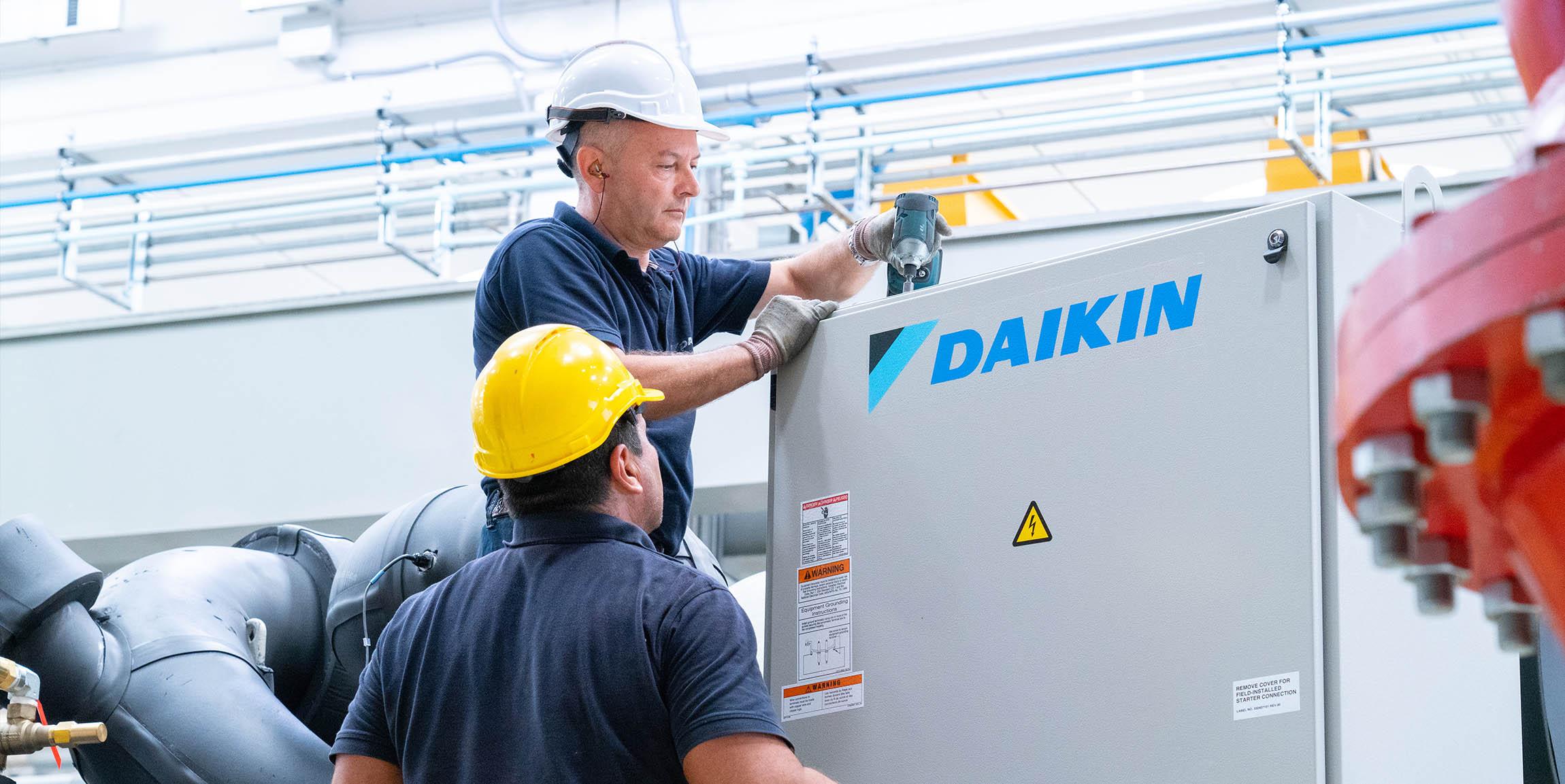 Daikin Latin America Service & Parts distributors