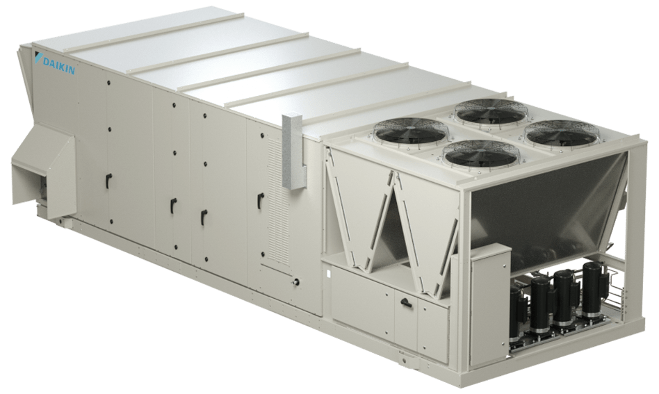 Daikin Latam Rebel Applied Packaged Rooftop Systems
