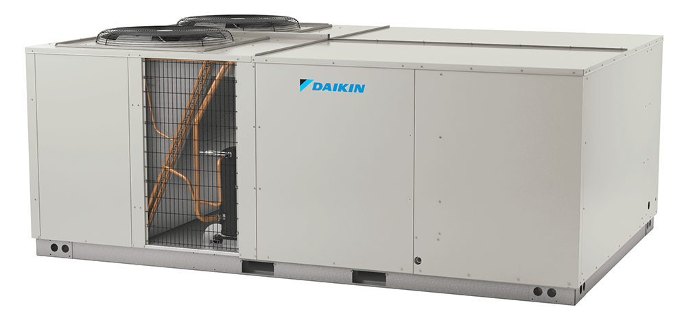 Daikin dbc packaged rooftop Gas Electric