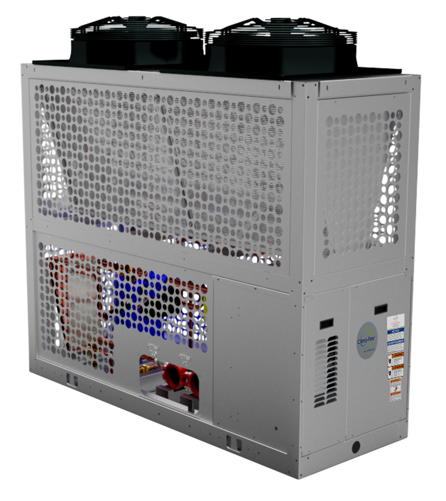CLIC Axial Series – Cooling Only Modular Chiller8924