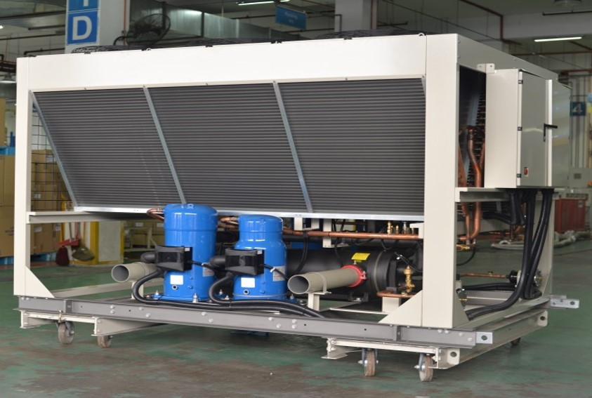 Daikin_UAM_B Scroll_Chiller_No VFD_2