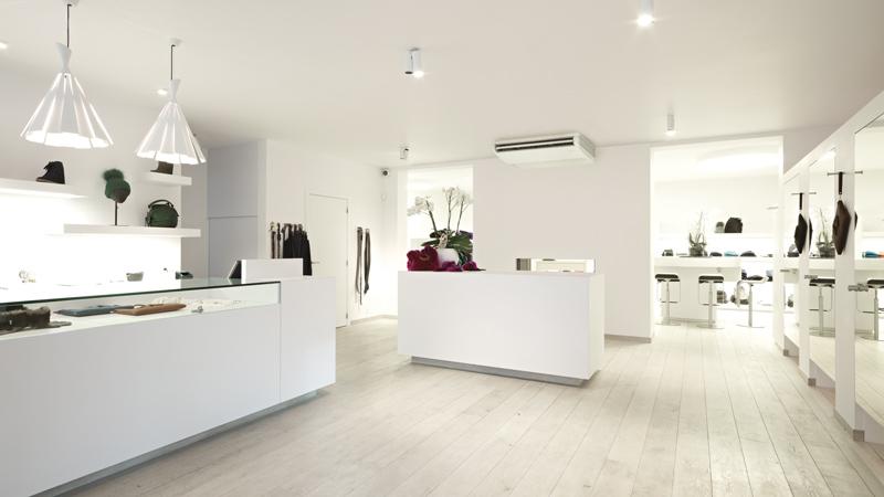 Aire acondicionado en pequeños y medianos negocios