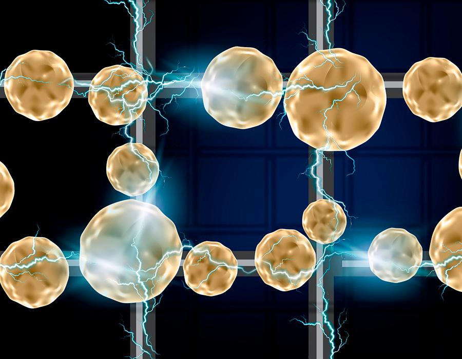 Filtro HEPA electroestático
