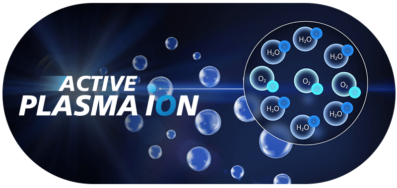 Active Plasma Ion