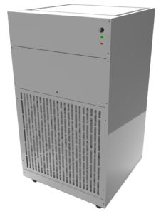 Sistema de tratamiento de aire CLIP5