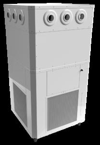 Sistema de tratamiento de aire CLIP19
