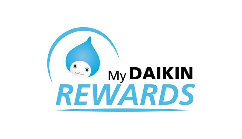 My Daikin Rewards