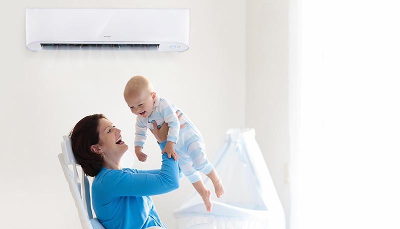 Calidad del aire y niños