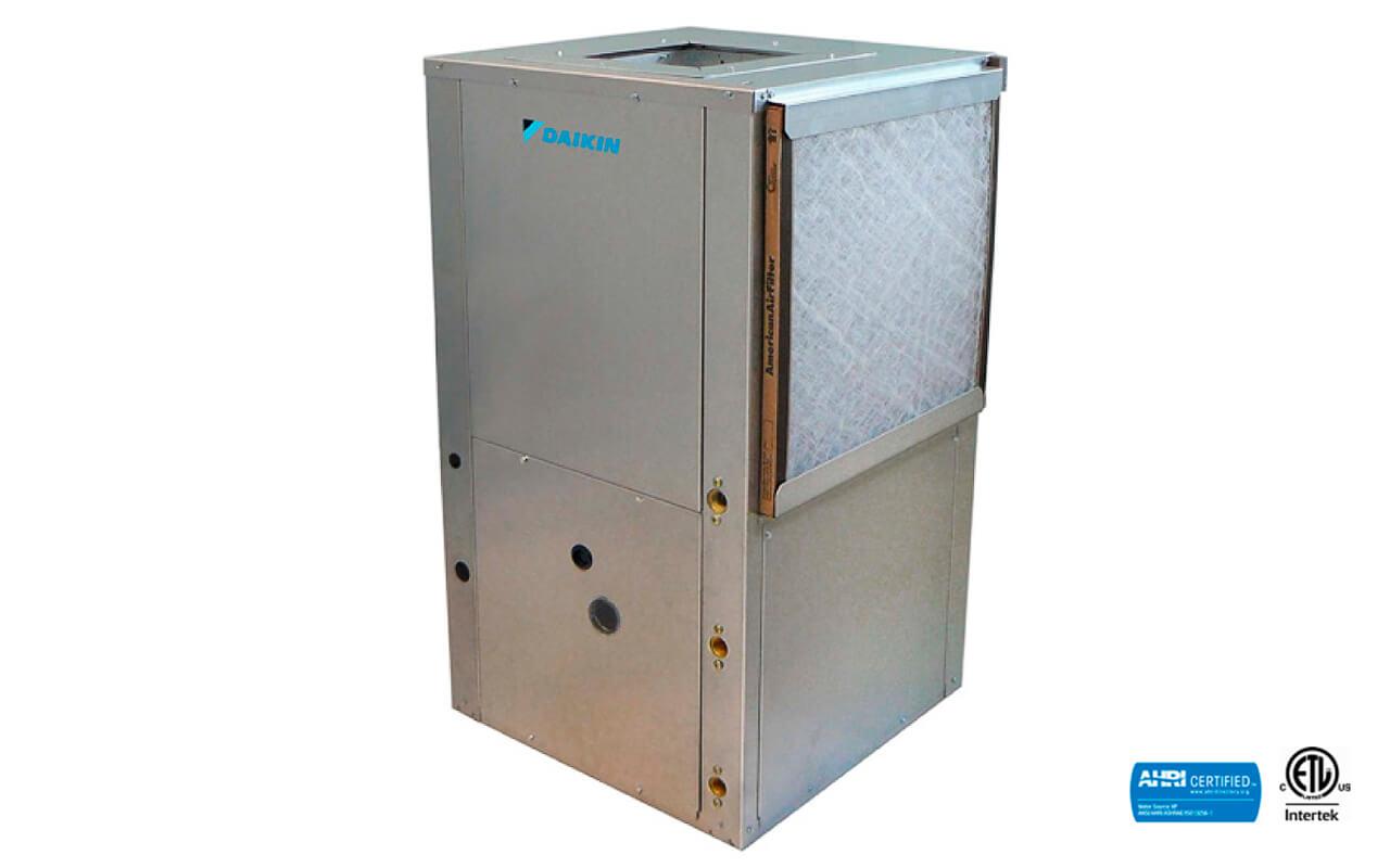 SmartSource® Compact Vertical Water Source Heat Pumps15424